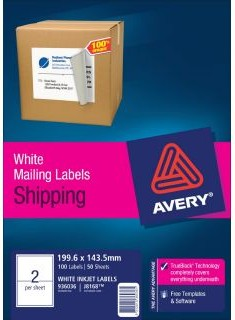 avery shipping labels 2 per page koni polycode co