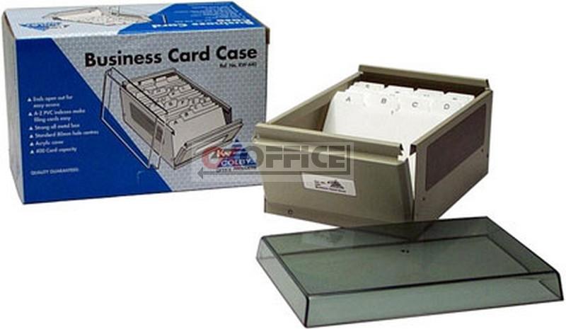 Alfa img Showing Business Card Storage Box