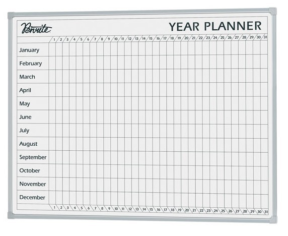 Yearly Calendar Planner Printable : Calendar printable year planner