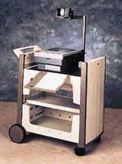 Snap Ease Audio Visual Cart Rubbermaid R45073 - each $219.89