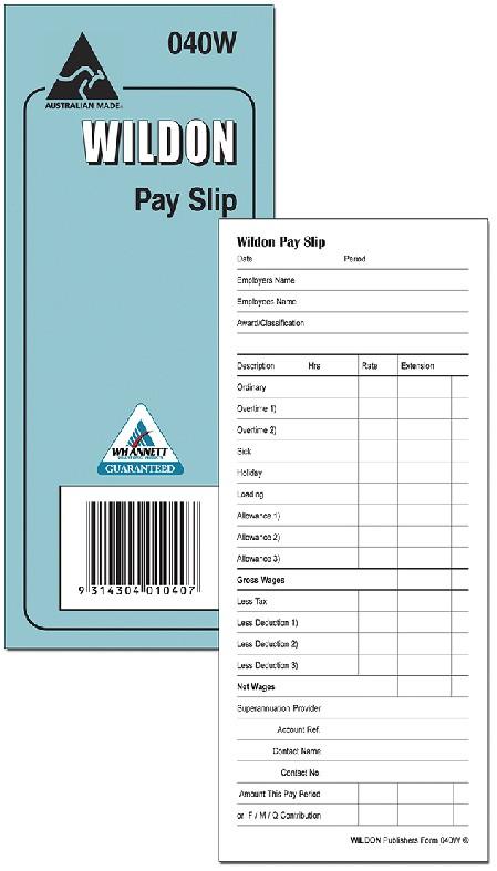 payslip template payroll .